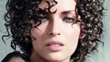 Bukleli Saç Modelleri