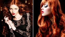 Kızıl Saç Renkleri