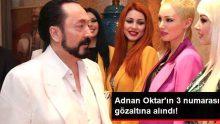Adnan Oktar'ın 3 Numaralı Adamı Yakalandı!