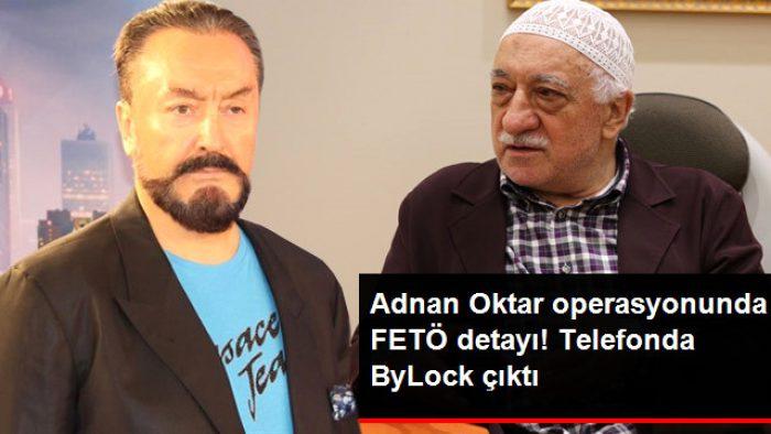 Adnan Oktar'ın Kadın Müridinin Telefonundan ByLock Çıktı