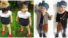 Yaz Sezonu Çocuk Giyim Örnekleri