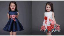 Kız Çocuklar İçin Çok Cici Kombinler