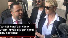 """""""Ahmet Kural'dan Dayak Yedim"""" Diyen Sıla'dan Sitem Dolu Yeni Açıklama"""