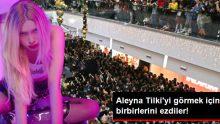 Aleyna Tilki Konseri İzdihama Neden Oldu
