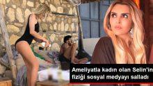 Selin Ciğerci'nin Mayolu Görüntüsü Sosyal Medyayı Salladı