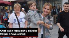 Ünlü Sunucu Ece Erken'in Annesiyle Küs Olduğunu Instagram Takipçisi Ortaya Çıkardı
