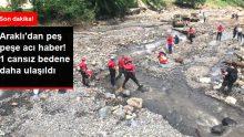 Son dakika! Araklı'daki sel felaketinde 1 kişinin daha cansız bedenine ulaşıldı