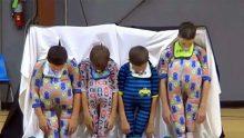 Beşinci Sınıf Öğrencileri Öyle Bir Gösteri Yaptı Ki İzleyenler Kahkaha Atmadan Duramadı