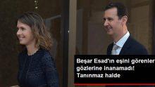 Beşar Esad'ın Eşi Esma Esad'ın Son Fotoğrafını Görenler Gözlerine İnanamadı