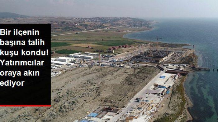 Çanakkale Köprüsü yatırımcıların Lapseki'ye talebini artırdı