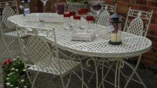 Dekoratif Bahçe Masaları