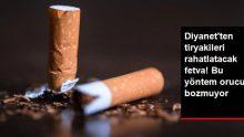 Diyanet'ten Sigara Tiryakilerini Rahatlatacak Oruç Fetvası: Nikotin Bandı Orucu Bozmaz