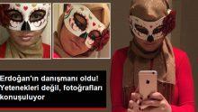 Cumhurbaşkanı Danışmanı Olan Mariam Kavakçı, Fotoğraflarıyla Konuşuluyor