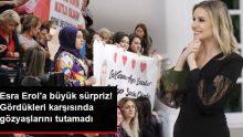 Esra Erol'a Doğum Gününde Büyük Sürpriz! Türkiye'nin Dört Bir Yanından Mesaj Geldi