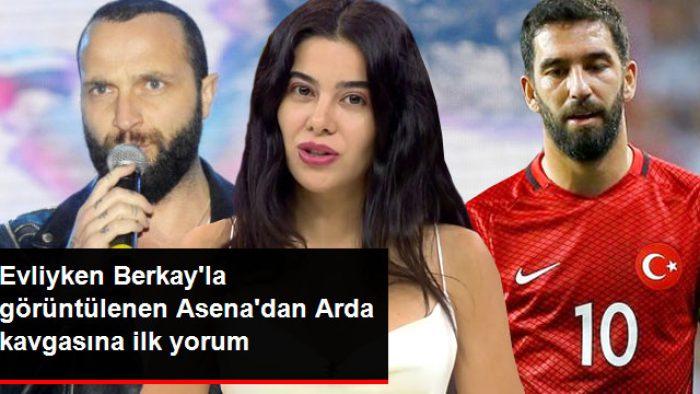 Evli Olduğu Dönemde Berkay'la Görüntüleri Çıkan Asena Atalay'dan Arda ve Berkay Kavgasına İlk Yorum
