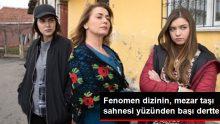 Fazilet Hanım ve Kızları Dizisi, Mezar Taşı Sahnesi Yüzünden Mahkemelik Oldu