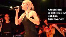 Gülşen'den iddialı çıkış: Sahnede en çok ben kazanıyorum