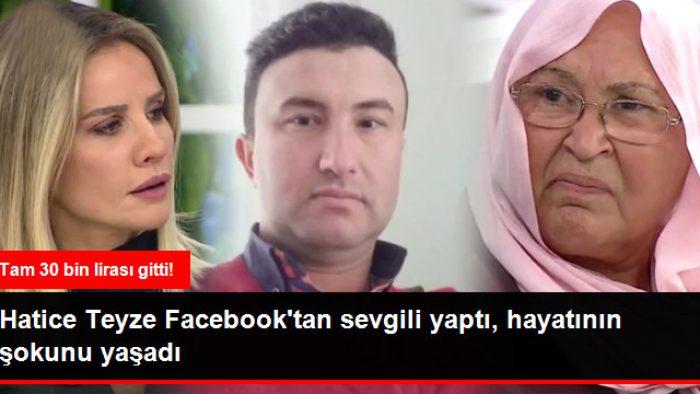 63 Yaşındaki Hatice Teyze, İnternetten Tanıştığı Aşkına 30 Bin Lira Kaptırdı
