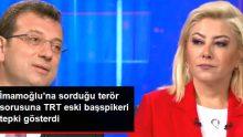 TRT eski başspikeri Şener Mete, Şebnem Bursalı'ya sert tepki gösterdi!