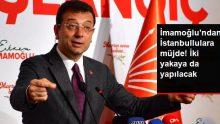 İBB Başkanı Ekrem İmamoğlu: İstanbul'a iki yeni otogar yapacağız