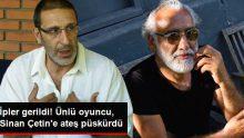 Cem Özer Kendisini Oyundan Atan Sinan Çetin'e Ateş Püskürdü: Durumu Kötü Bir Yapımcı