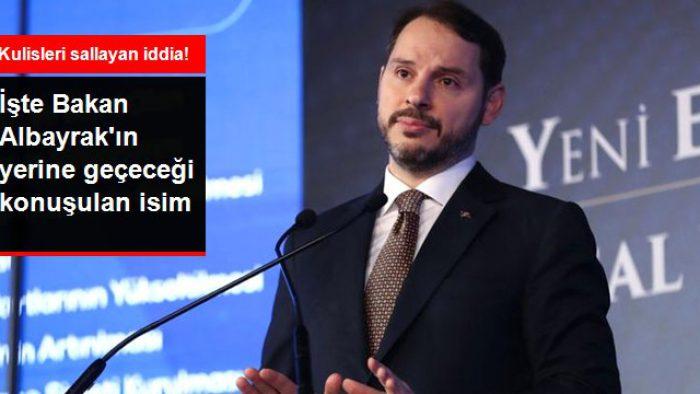 Kulisleri sallayan iddia! Bakan Albayrak'ın yerine Naci Ağbal gelecek