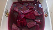 Kırmızı Pancar Turşusu Tarifi