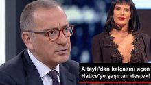 Fatih Altaylı'dan Çok Konuşulacak Hatice Açıklaması!