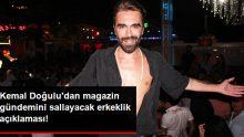 Stilist Kemal Doğulu'dan Çok Konuşulacak Açıklama: Erkek Adam Kaşını Almaz