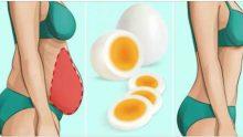 Haftada 4.5 Kilo Verdiren Haşlanmış Yumurta Diyetinin Sırrı