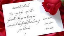 Mektupla Eşinden Ayrıldı – Eşinin Cevabı Adamı Doğduğuna Pişman Etti