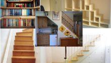 Merdiven Altı Tasarım Fikirleri