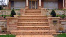 Modern Bahçe Merdiveni Örnekleri