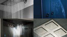 Modern Duş ve Duş Paneli Modelleri