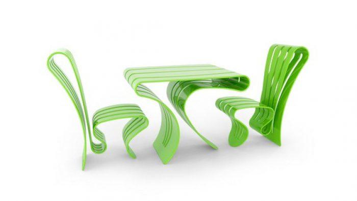 Mutfaklarda Kullanışlı Sandalye Tasarımları