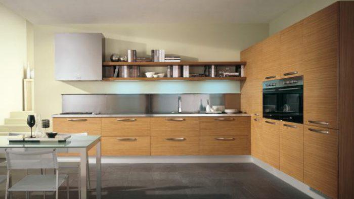 Mutfakta Raf Tasarımları
