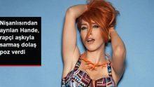 Şarkıcı Hande Yener, genç rapçi ile aşk yaşamaya başladı