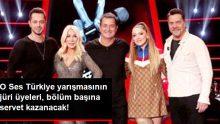 Sosyal Medyayı Sallayan İddia: O Ses Türkiye Yarışmasının Yeni Jürisinin Maaşları Ne Kadar?