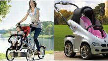 Bebek Arabaları ve Puset Modelleri
