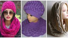 Sonbahar Kış Şapka Ve Bere Trendleri