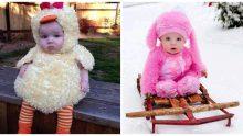 Çok Cici Bebek Tulumları