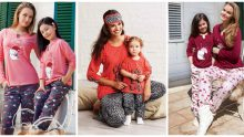 Anne Kız Pijama Takımı Örnekleri