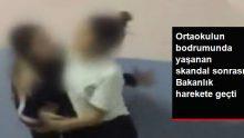 MEB, Ortaokulun Bodrum Katında Yaşanan Skandal Sonrası Harekete Geçti
