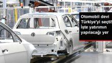 Alman otomobil devi Volkswagen, fabrika yatırımı için Türkiye'yi seçti