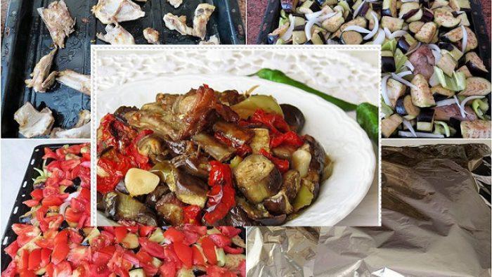 Ramazan Lezzetleri-Patlıcan Tava Tarifi