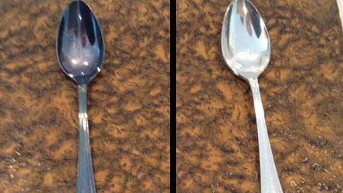 Kimyasal Ve Pahalı Ürünler Kullanmadan Gümüşlerinizi Dakikalar İçinde Parlatın