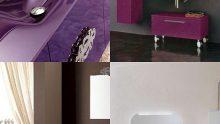 Renkli Banyo Dolabı Tasarımları