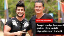 Sosyal Medya Fenomeni Reynmen'in Şarkısı 5 Saatte 4 Milyon İzlenmeye Ulaştı