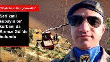 Güney Kıbrıs'taki seri katilin 6'ncı kurbanının cesedi Kırmızı Göl'de bulundu