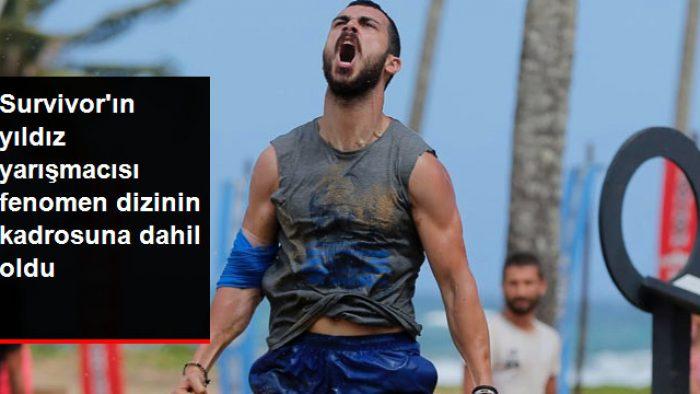 Survivor Yarışmacısı Ramazan Kalyoncu, Eşkıya Dünyaya Hükümdar Olmaz'ın Kadrosuna Dahil Oldu
